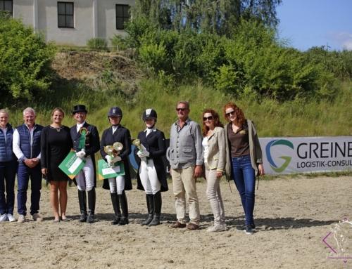 Vier Tage hochkarätiger Dressursport auf Schloss Gurhof