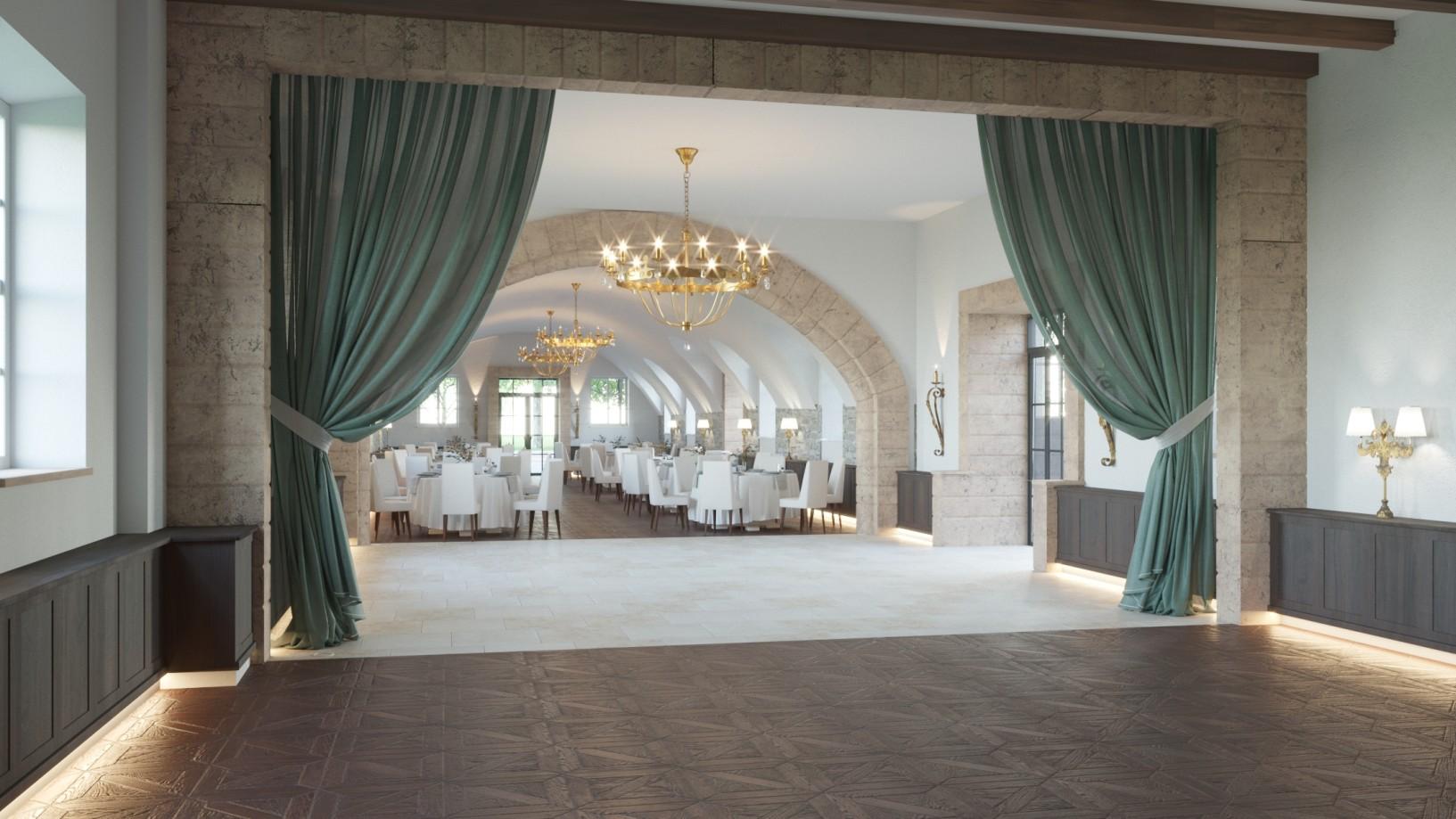 Schloss Gurhof Festsaal