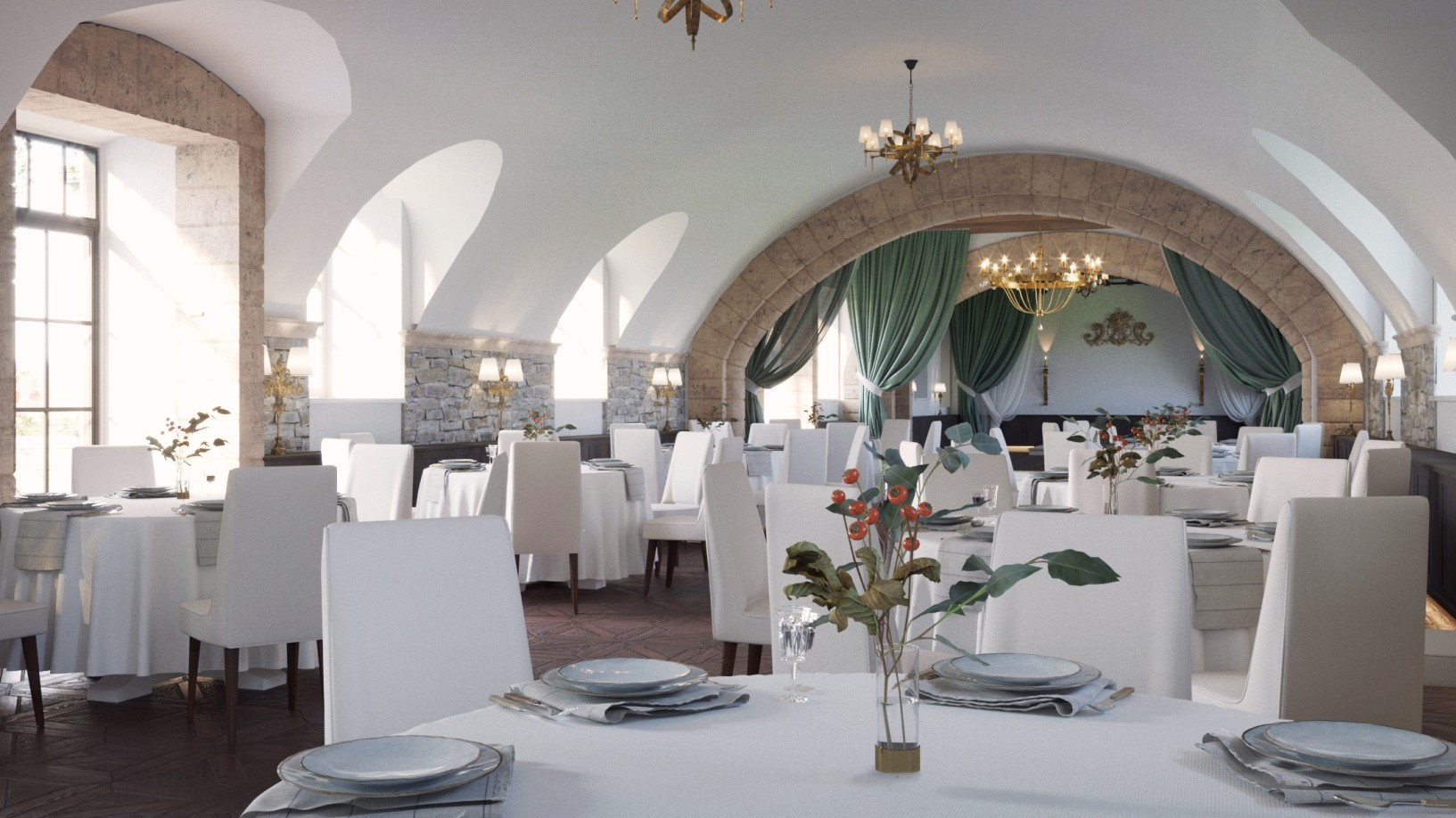 Schloss Gurhof - Festsaal