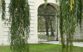 Schloss Gurhof - Schlossgarten