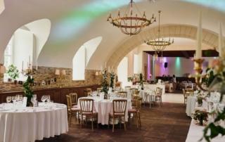 Festsaal Schloss Gurhof von innen