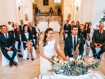 Hochzeit schloss Gurhof Kapelle