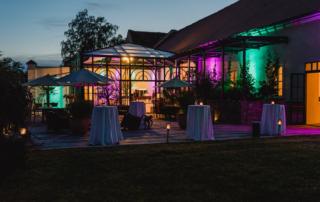 Schloss Gurhof Festsaal Orangerie