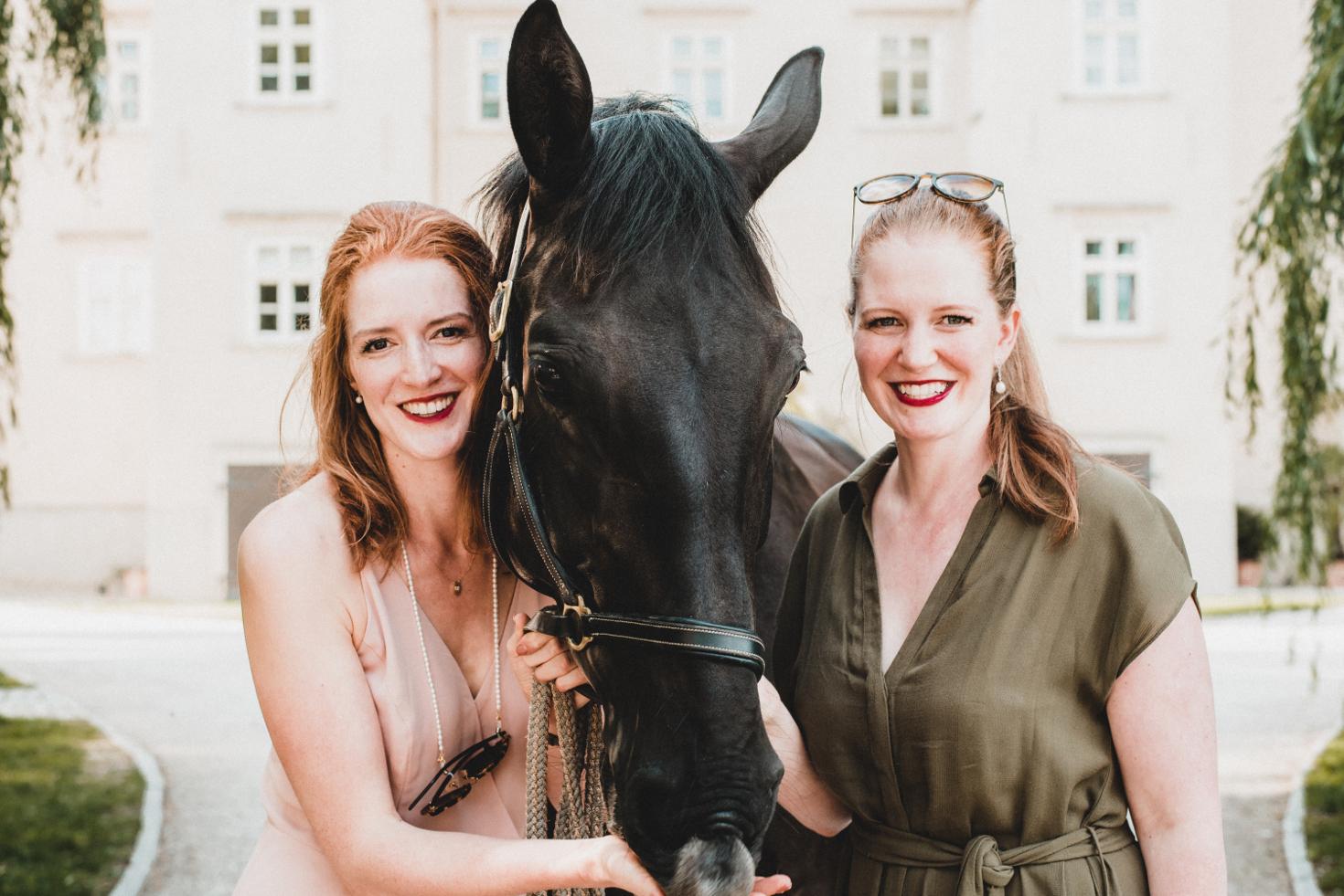 Sigrid Koppe und Birgit Pisec- Friessnig
